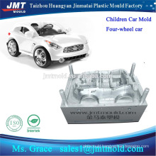 Baby Car Mold/Four wheels Car/Plastic injection molding toy car/Taizhou mold manufacturer