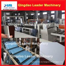 Máquina para fabricar hojas de PP (espuma)