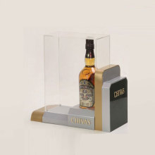Wholesale Customized Acrylic Wine Display Box