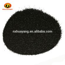 Charbon actif granulaire fabriqué à partir de charbon pour l'air propre