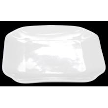 Hochwertige elegante Porzellanplatte für Geschirr