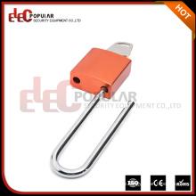 Elecpopular Trendy Artikel Made In China ISO OEM Sicherheit Aluminium Lockout Vorhängeschloss