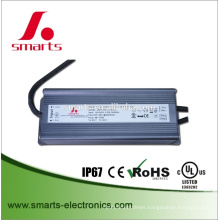 ETL FCC CE listed high efficiency 1400ma 80w constant current dali dimmable led driver