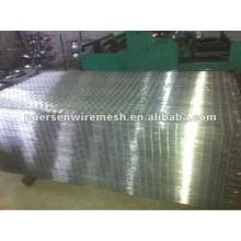 De alta calidad 1x2m electro galvanizado malla de alambre soldado