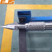 Schraube-Lauf für LDPE Kunststoff-Maschine