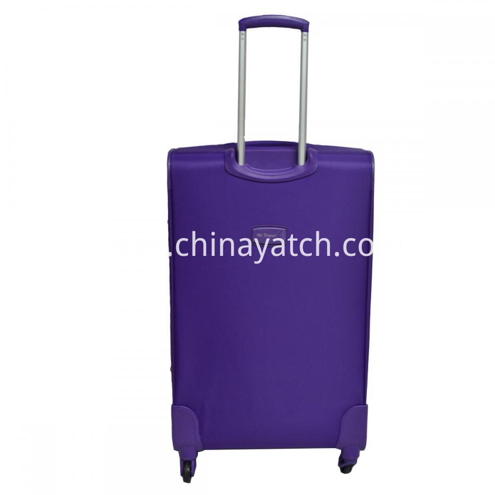 Spinner AluminumTrolley Luggage