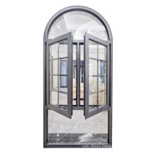 WANJIA Aluminium double pane windows customized