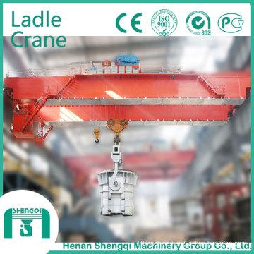 2016 Qdy Series Bridge Foundry Crane with Hook 5-10 Ton-10.5-31.5m