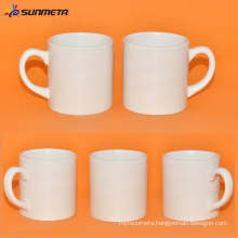 Yiwu ceramic sublimation mug blank printing coating for heating press pictrues