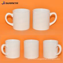 Sunmeta manufacturer supply sublimation stoneware mugs for sublimation printing