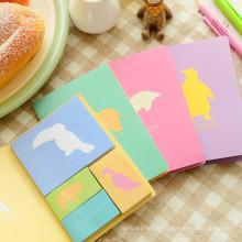 Paquet promotionnel Post Memo pour les cadeaux du bureau