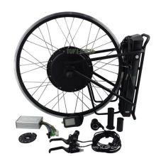 CE aprovado top vendendo peças de bicicleta elétrica de bateria traseira de pack powful
