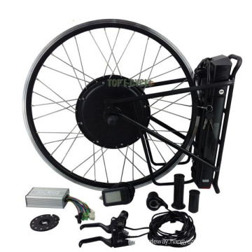 CE approved top selling powful rear pack battery electric bike parts
