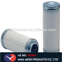 Elemento de filtro inoxidable de la venta caliente / malla sinterizada de la placa / disco del filtro del sinter del metal Planta de Anping