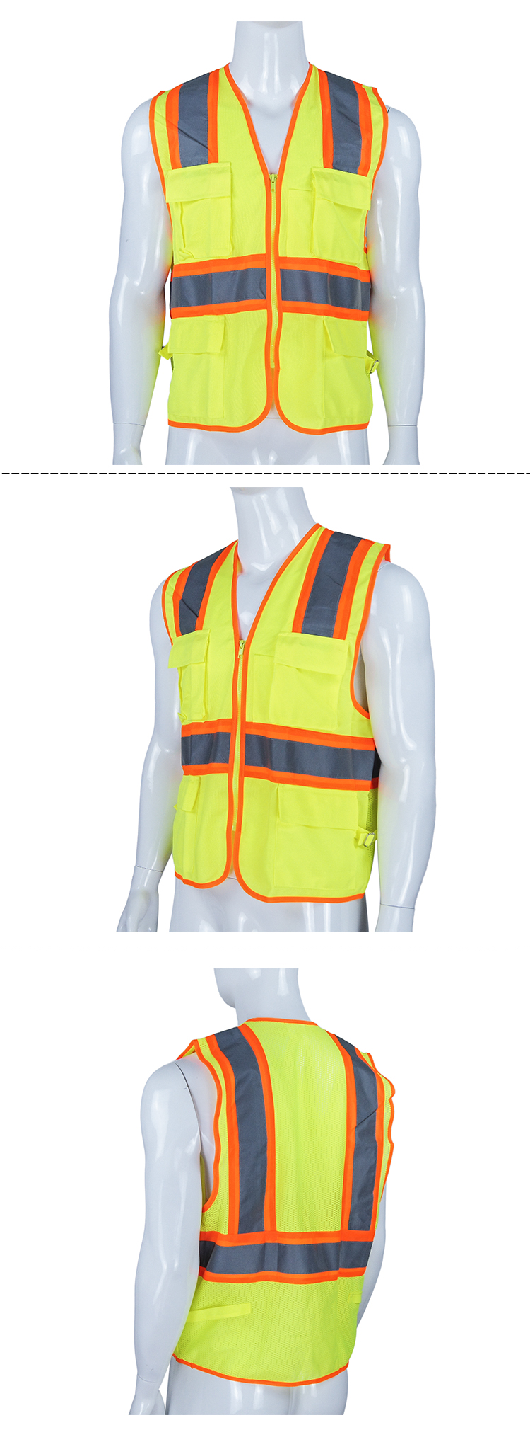 Traffic Vest with Pocket