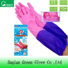 Billige Long Cuff Washing Handschuhe