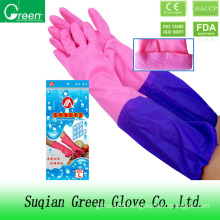 Cheap Long Cuff Washing Gloves