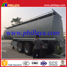 Air Suspension 3 Axles Trailer Water Tank