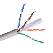 Atacado Lszh cat6 cabo 23AWG BC cabo Ethernet