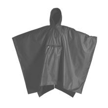 Custom Logo print Orange Reflective Disposable Biking Rain Gear Raincoat