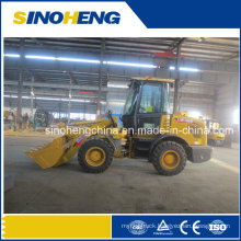 2015 Best Price New XCMG Small Wheel Loader for Sale Lw180k