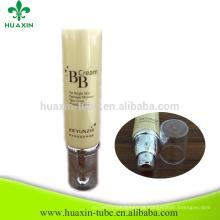pulverizador plástico recipiente cosmético tubos bomba