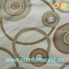 Tissu 100% polyester en toile jacquard (SHSF04189)
