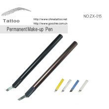 Stylo de tatouage permanent pour maquillage pour sourcils