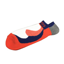 Cotton Half Terry Sports Trainer No Show Ankle Socks