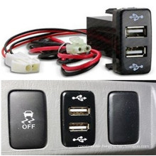 Auto Parts USB Power Socket for Toyota USB