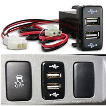 Автозапчасти USB разъем питания для Toyota по USB