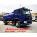 336hp 20000l SINOTRUK HOWO water tank truck