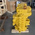 Excavator PC400-8 Main Control Valve 723-48-27501