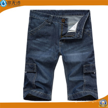 OEM Fashion Men′s Casual Short Jeans Bermuda Jean Shorts