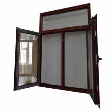 European style beautiful home window design casement window with thermal break