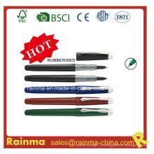 Жидкими чернилами ручка с резиновой отделкой баррель