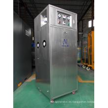 Pequeño Generador de Nitrógeno Todo Acero Inoxidable