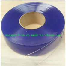 Clear PVC Film Rigid for Shirt Collar Stand Butterfly Usage