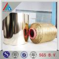 Чистая серебряная металлическая пряжа / японская металлическая пряжа / радужная металлическая пряжа