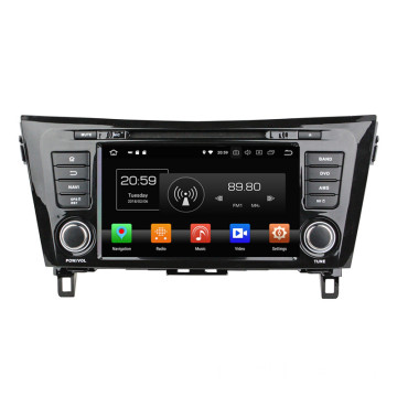 in dash multimedia per QashQai X-Trail 2014