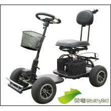 800W Electric Trekker Golf Cart 413G-3