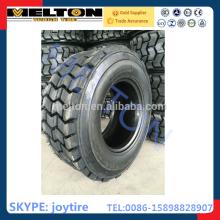 Pneu de Bobcat ShanDong pneu fábrica super sidewall 12-16.5