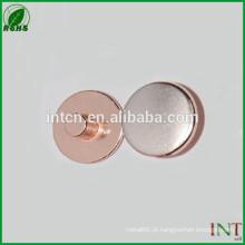 Rebites de alta tecnologias peças elétricas AgCu bimetal