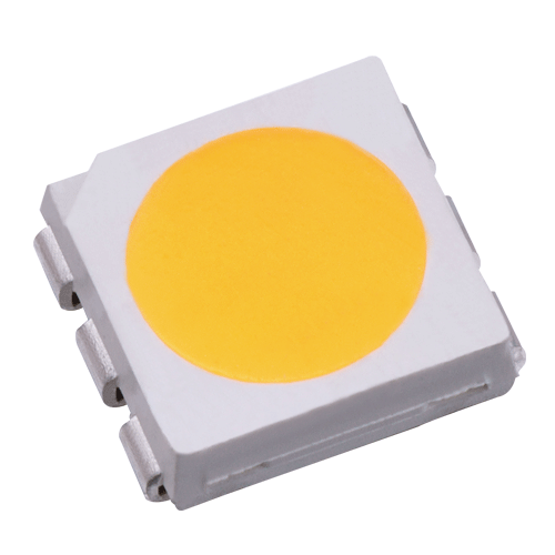 Componentes de luz LED Blue Color 5050 SMD