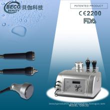 Máquina de la belleza de la cavitación Equipo de la pérdida de peso y del adelgazamiento del salón (GS8.2G)