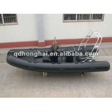 Luxus-Fiberglas-Rumpf RIB Boot RIB520B mit CE-Kennzeichnung
