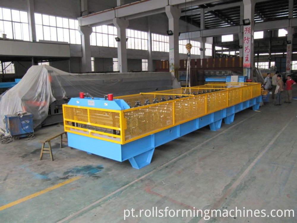 Signle Steel Sheet Roll Forming Machine
