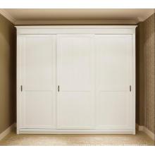 Diseño americano del armario de la madera contrachapada de la venta del estilo americano