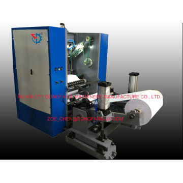 Small POS 57mm Paper Roll Slitting Machine