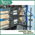 Máquina automática de formación de tubos de bolsas de papel para el saco de válvulas